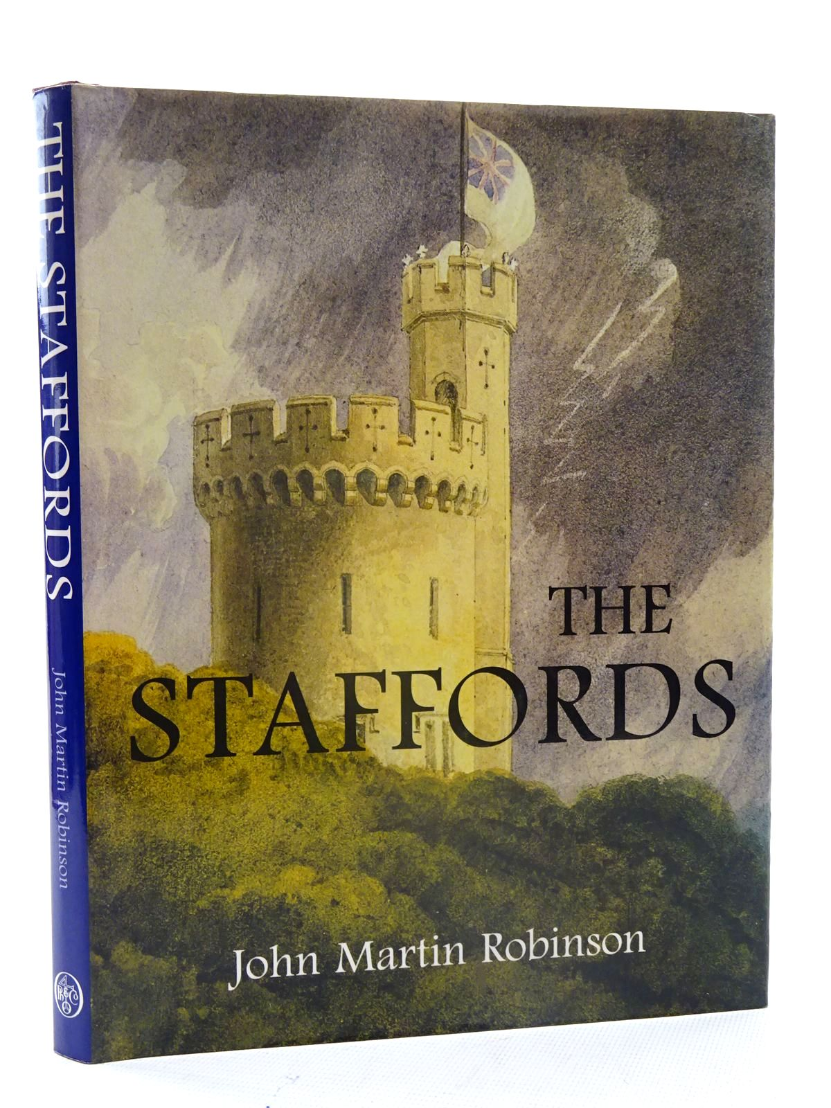 Photo of THE STAFFORDS written by Robinson, John Martin published by Phillimore (STOCK CODE: 2125582)  for sale by Stella & Rose's Books
