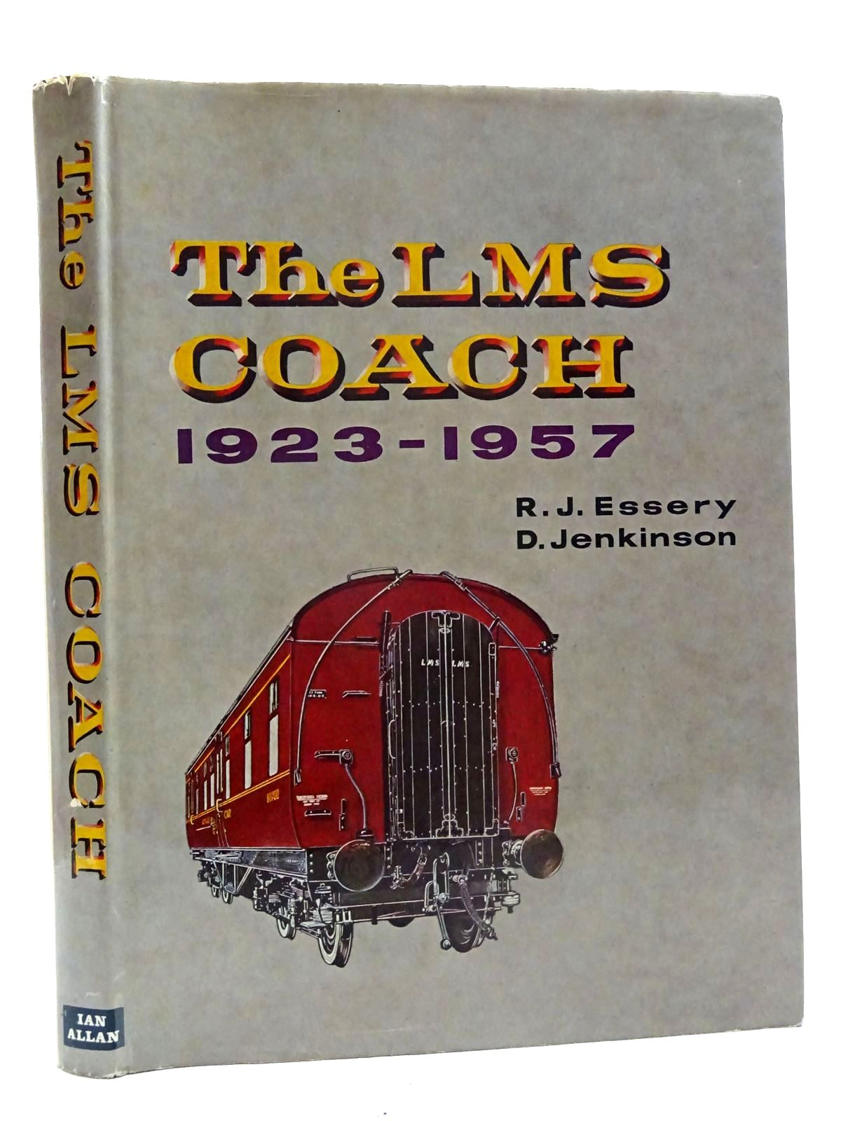 Photo of THE LMS COACH 1923-1957 written by Essery, R.J.<br />Jenkinson, David published by Ian Allan (STOCK CODE: 2125609)  for sale by Stella & Rose's Books