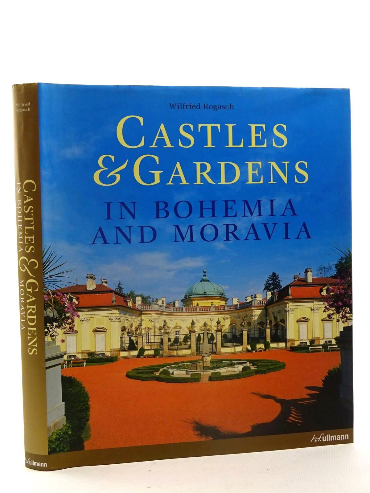 Photo of CASTLES & GARDENS IN BOHEMIA & MORAVIA written by Rogasch, Wilfried published by H.F. Ullmann (STOCK CODE: 2125641)  for sale by Stella & Rose's Books