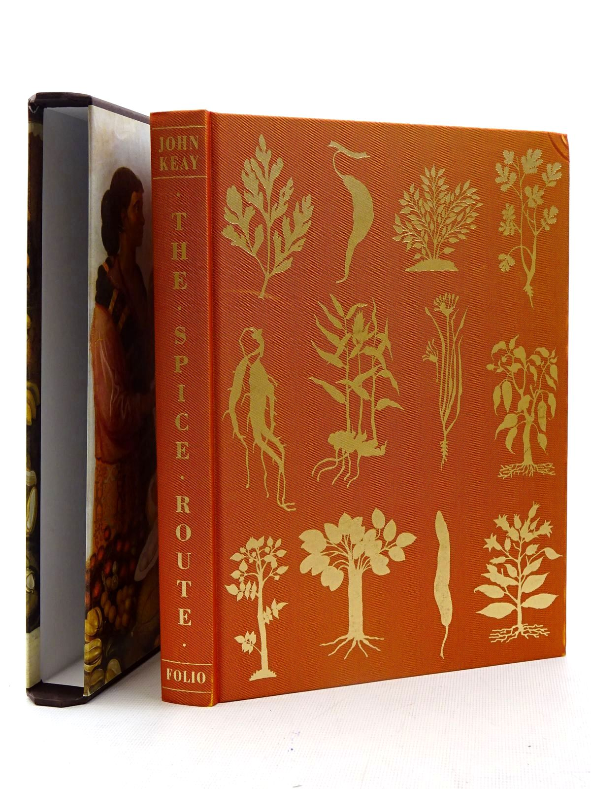Photo of THE SPICE ROUTE written by Keay, John published by Folio Society (STOCK CODE: 2125683)  for sale by Stella & Rose's Books