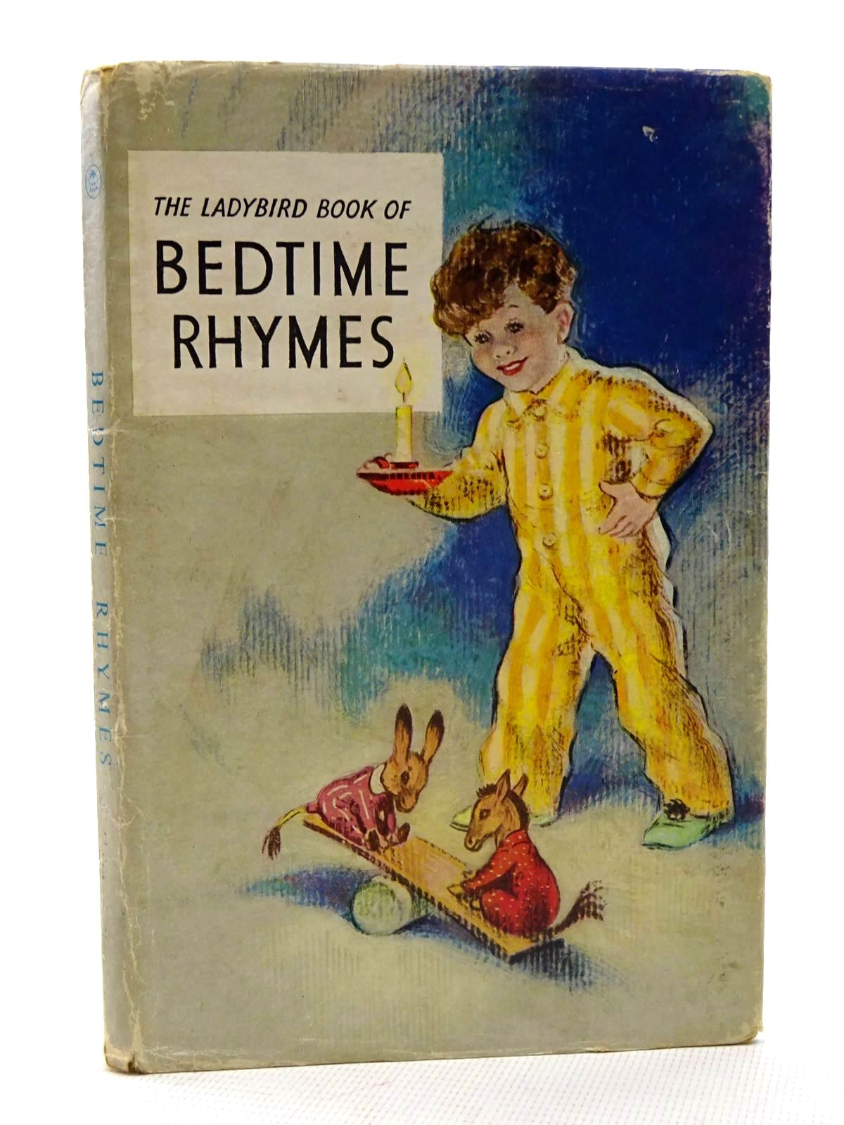Photo of THE LADYBIRD BOOK OF BEDTIME RHYMES written by Lapage, Geoffrey illustrated by Brook, George published by Wills & Hepworth Ltd. (STOCK CODE: 2125694)  for sale by Stella & Rose's Books