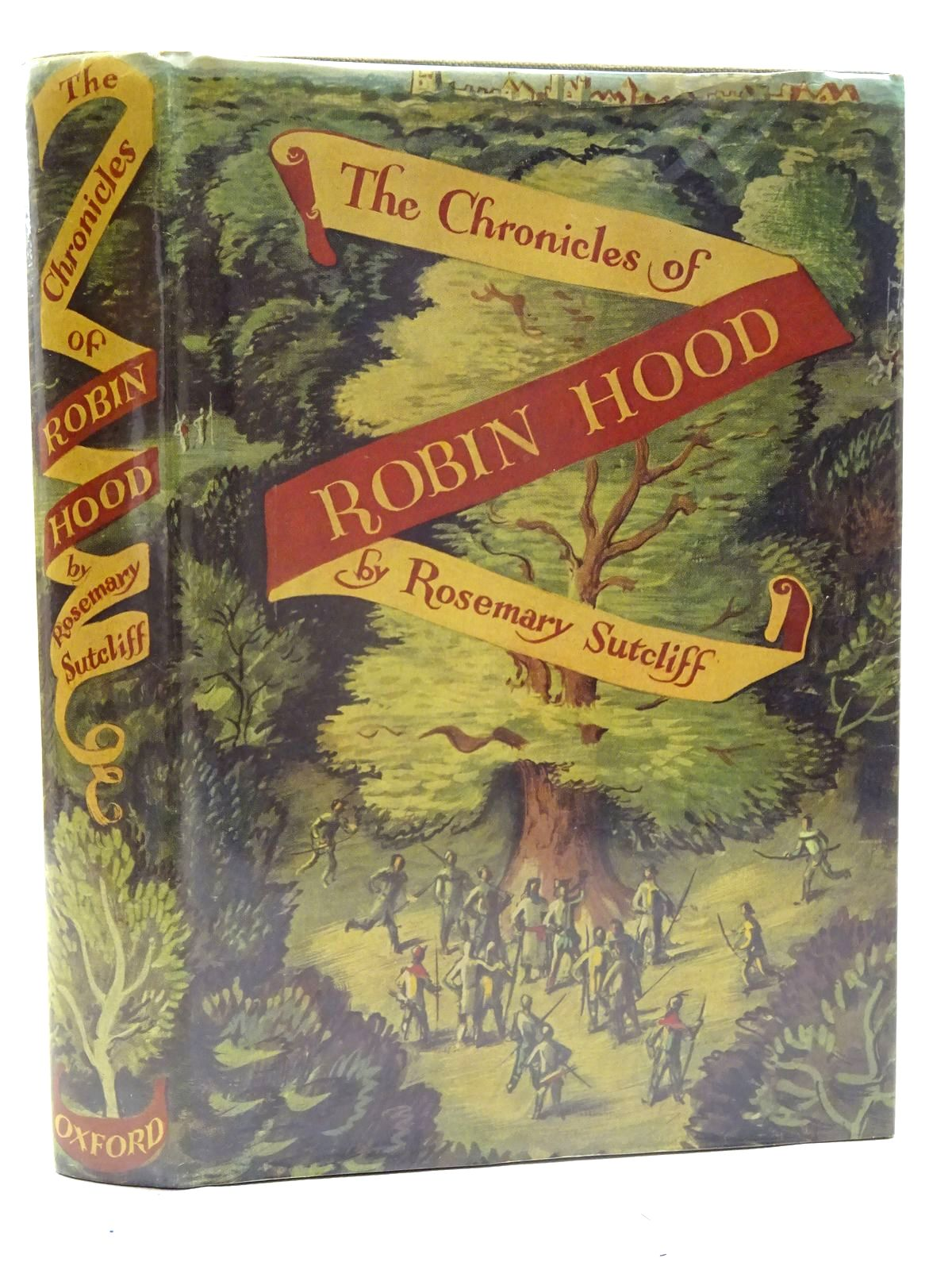 Photo of THE CHRONICLES OF ROBIN HOOD