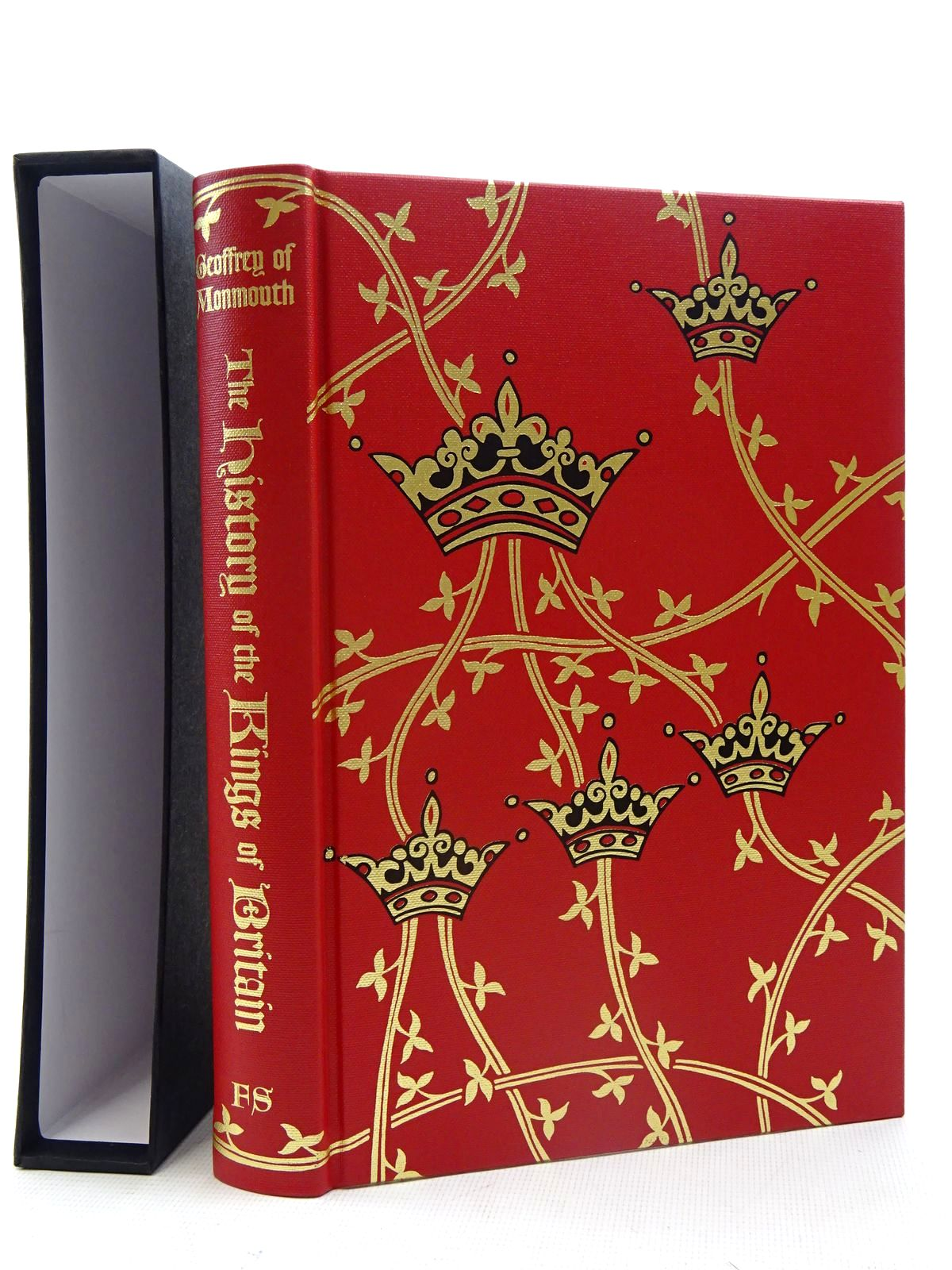 Photo of THE HISTORY OF THE KINGS OF BRITAIN written by Monmouth, Geoffrey Of<br />Thorpe, Lewis<br />Barber, Richard published by Folio Society (STOCK CODE: 2125729)  for sale by Stella & Rose's Books