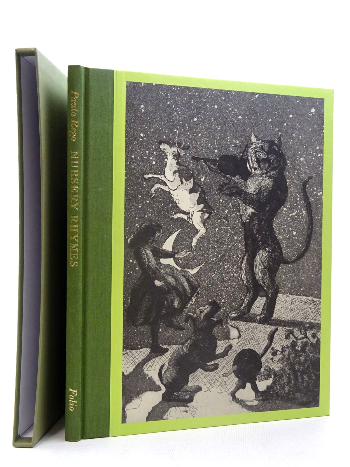 Photo of NURSERY RHYMES illustrated by Rego, Paula published by Folio Society (STOCK CODE: 2125731)  for sale by Stella & Rose's Books