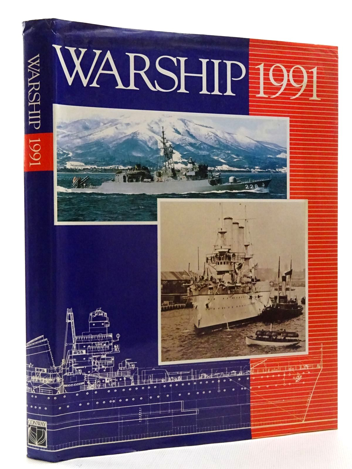 Photo of WARSHIP 1991 written by Gardiner, Robert published by Conway Maritime Press (STOCK CODE: 2125733)  for sale by Stella & Rose's Books