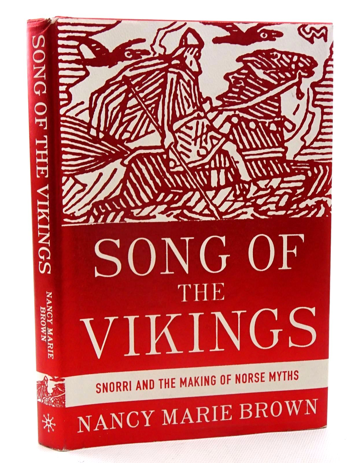 Photo of SONG OF THE VIKINGS written by Brown, Nancy Marie published by Palgrave Macmillan (STOCK CODE: 2125822)  for sale by Stella & Rose's Books