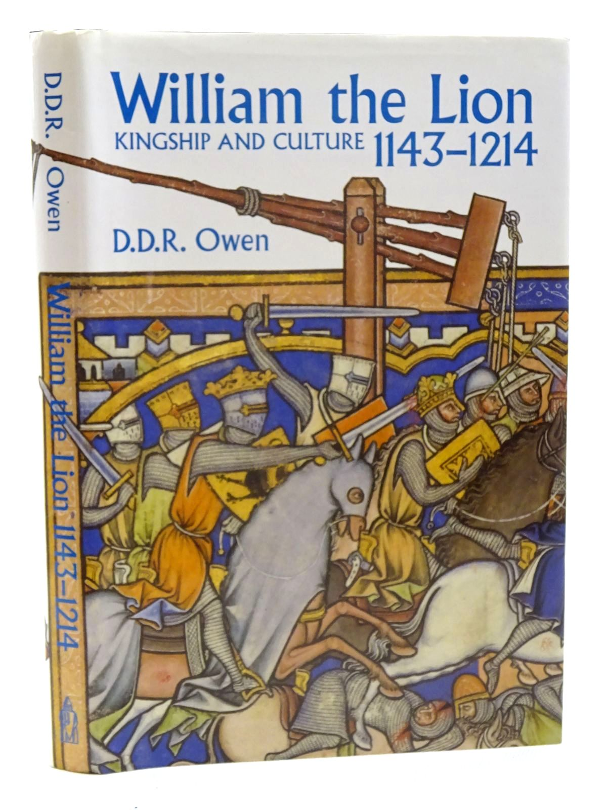 Photo of WILLIAM THE LION 1143-1214 written by Owen, D.D.R. published by Tuckwell Press (STOCK CODE: 2125835)  for sale by Stella & Rose's Books