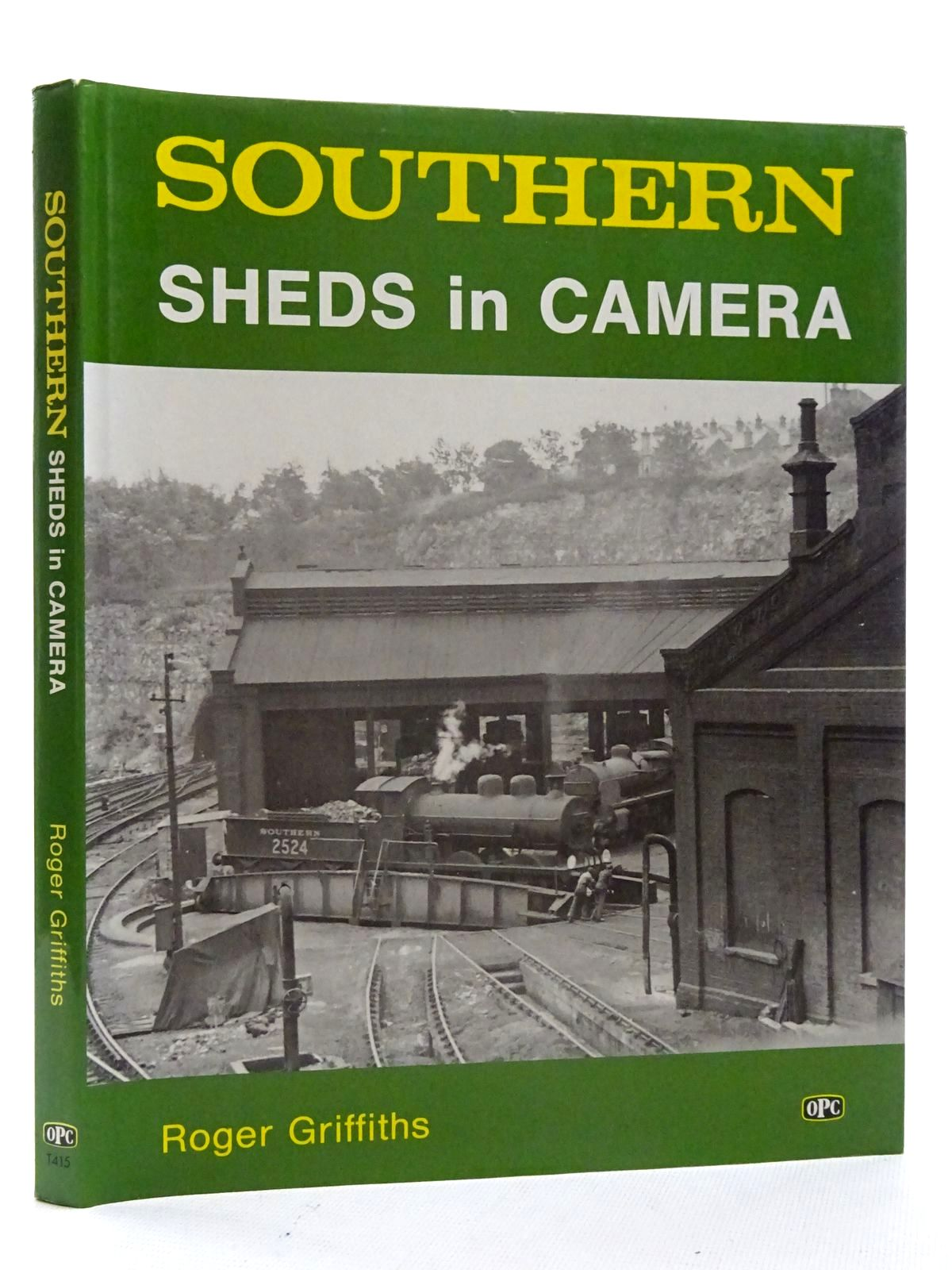 Photo of SOUTHERN SHEDS IN CAMERA written by Griffiths, Roger published by Oxford Publishing Co, Haynes Publishing Group (STOCK CODE: 2125884)  for sale by Stella & Rose's Books