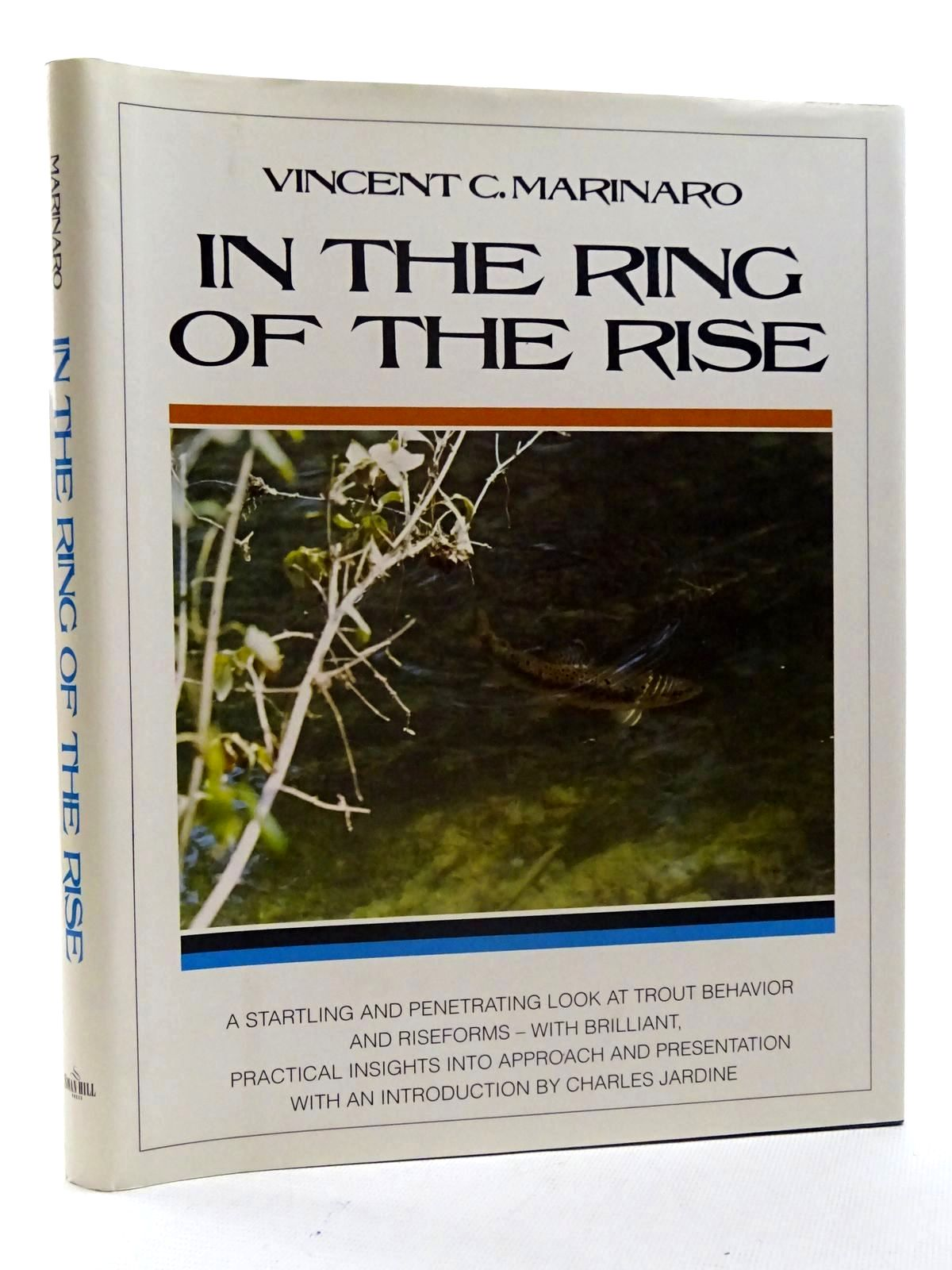 Photo of IN THE RING OF THE RISE written by Marinaro, Vincent C. illustrated by Bates, Pearce published by Swan Hill Press (STOCK CODE: 2125885)  for sale by Stella & Rose's Books