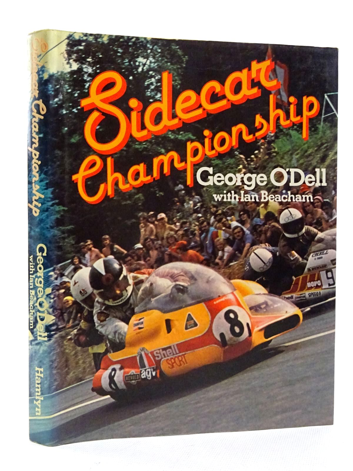 Photo of SIDECAR CHAMPIONSHIP written by O'Dell, George published by Hamlyn (STOCK CODE: 2125888)  for sale by Stella & Rose's Books