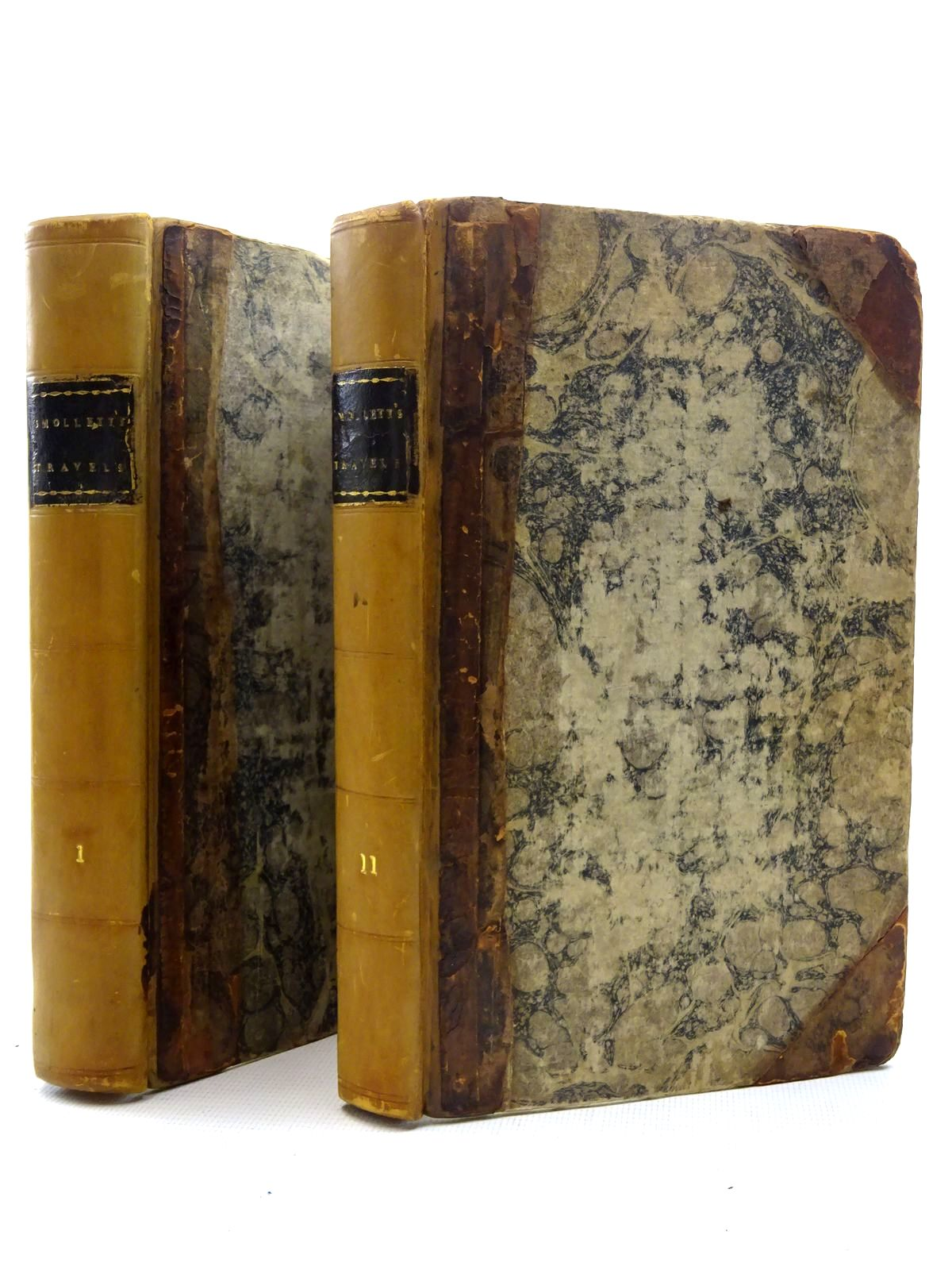 Photo of TRAVELS THROUGH FRANCE AND ITALY (2 VOLUMES)