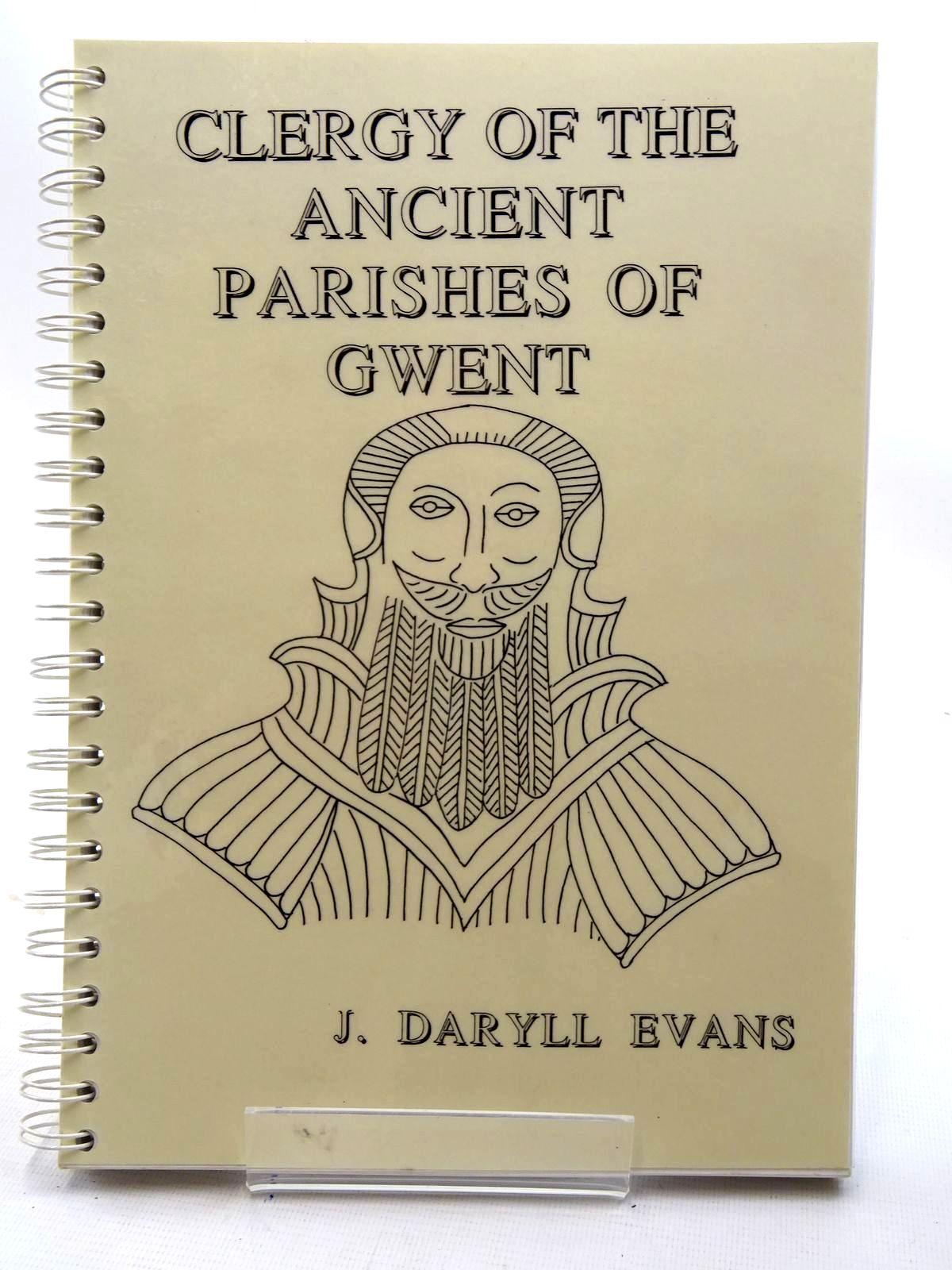 Photo of CLERGY OF THE ANCIENT PARISHES OF GWENT written by Evans, J. Daryll published by Dr. J.D. Evans (STOCK CODE: 2125969)  for sale by Stella & Rose's Books
