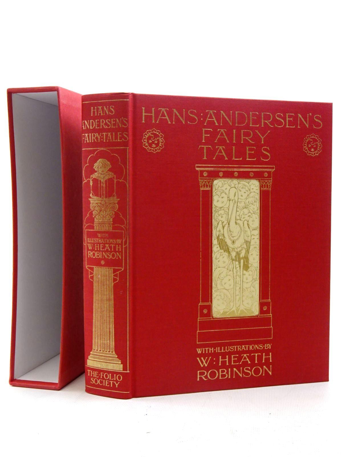 Photo of HANS ANDERSEN'S FAIRY TALES- Stock Number: 2125993