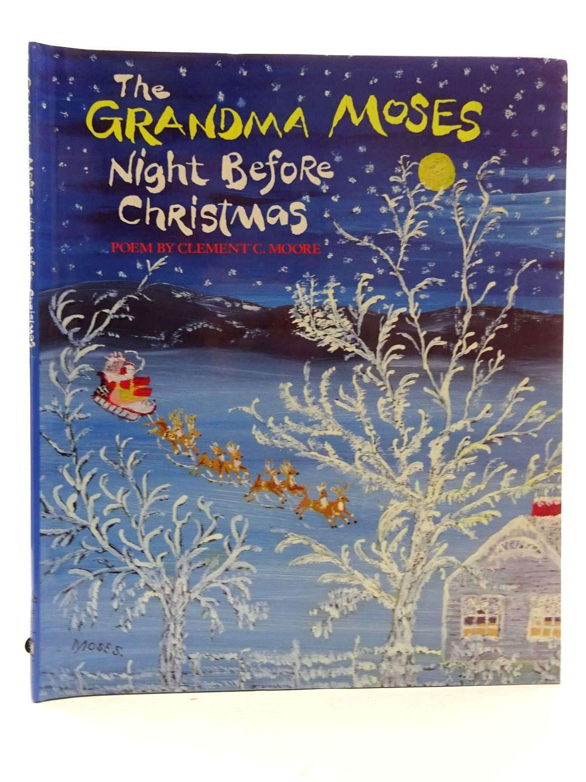 Photo of THE GRANDMA MOSES NIGHT BEFORE CHRISTMAS