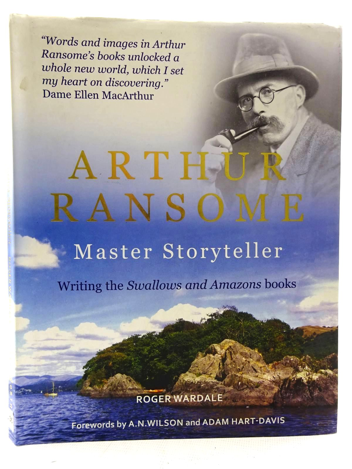 Photo of ARTHUR RANSOME MASTER STORYTELLER written by Wardale, Roger published by Great Northern Books (STOCK CODE: 2126033)  for sale by Stella & Rose's Books