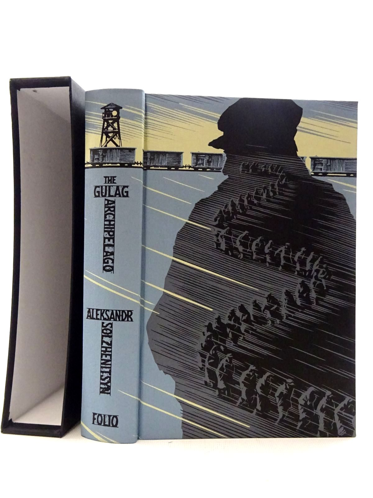 Photo of THE GULAG ARCHIPELAGO 1918-1956 AN EXPERIMENT IN LITERARY INVESTIGATION written by Solzhenitsyn, Alexander published by Folio Society (STOCK CODE: 2126039)  for sale by Stella & Rose's Books
