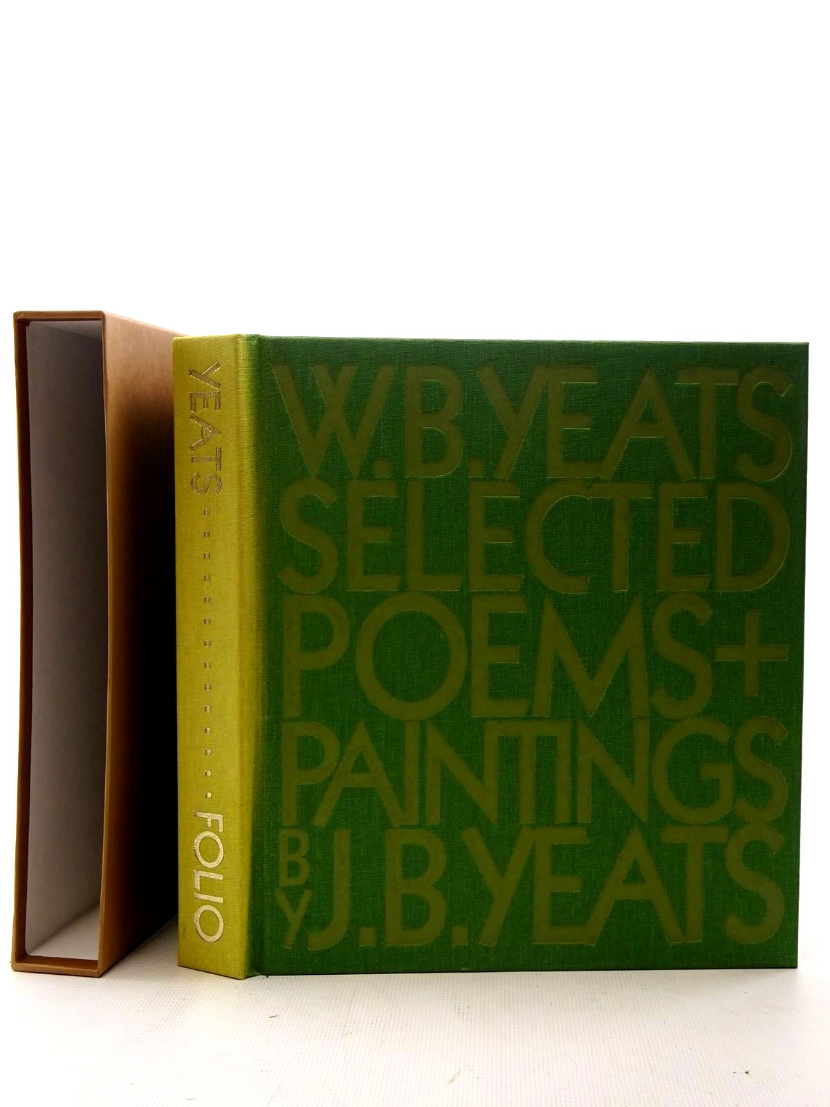 Photo of SELECTED POEMS written by Yeats, W.B. illustrated by Yeats, Jack B. published by Folio Society (STOCK CODE: 2126048)  for sale by Stella & Rose's Books