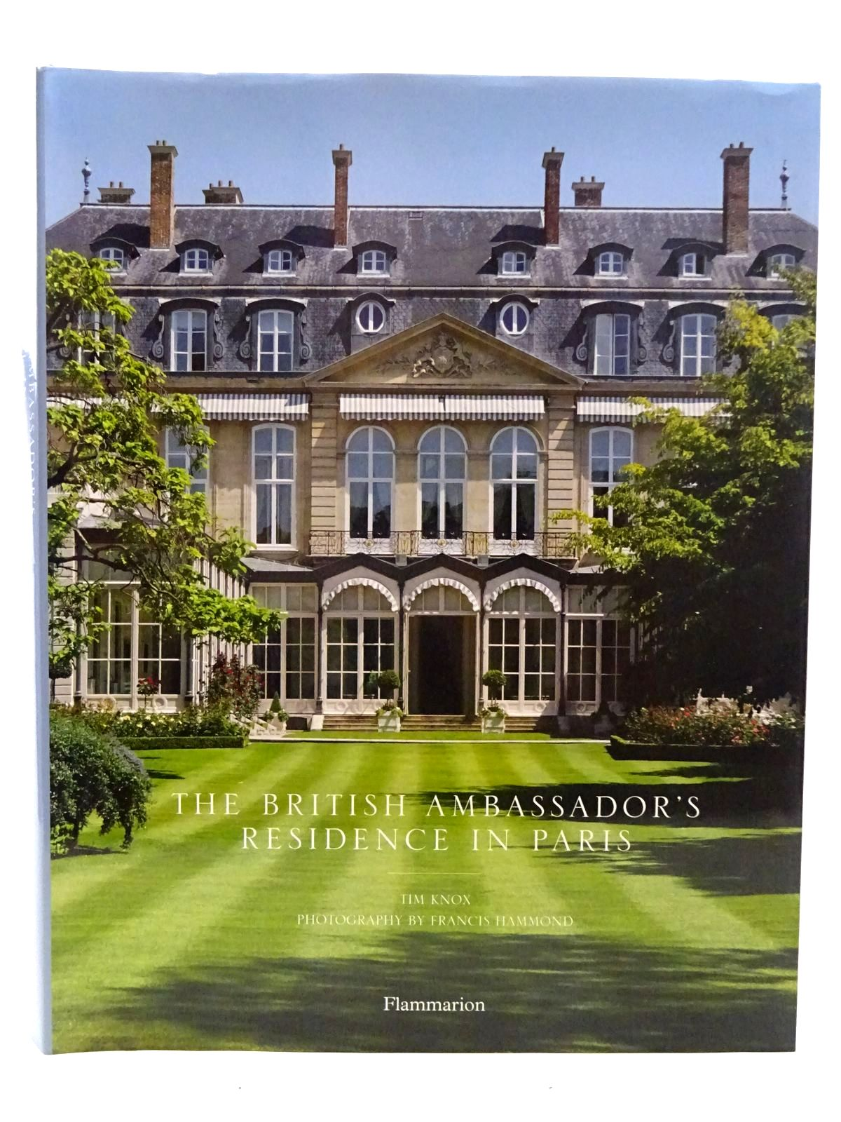 Photo of THE BRITISH AMBASSADOR'S RESIDENCE IN PARIS
