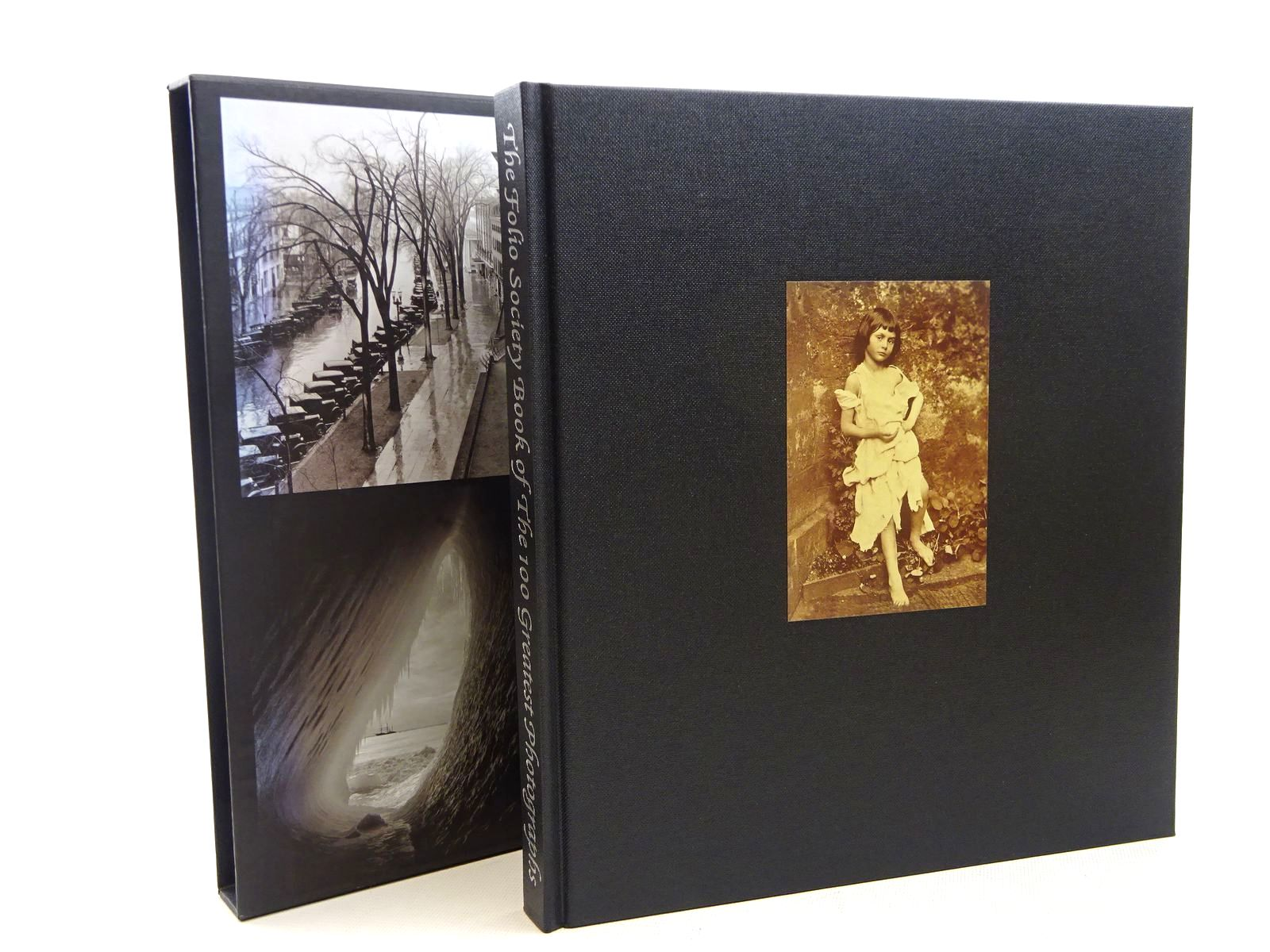 Photo of THE FOLIO SOCIETY BOOK OF THE 100 GREATEST PHOTOGRAPHS written by Haworth-Booth, Mark published by Folio Society (STOCK CODE: 2126088)  for sale by Stella & Rose's Books