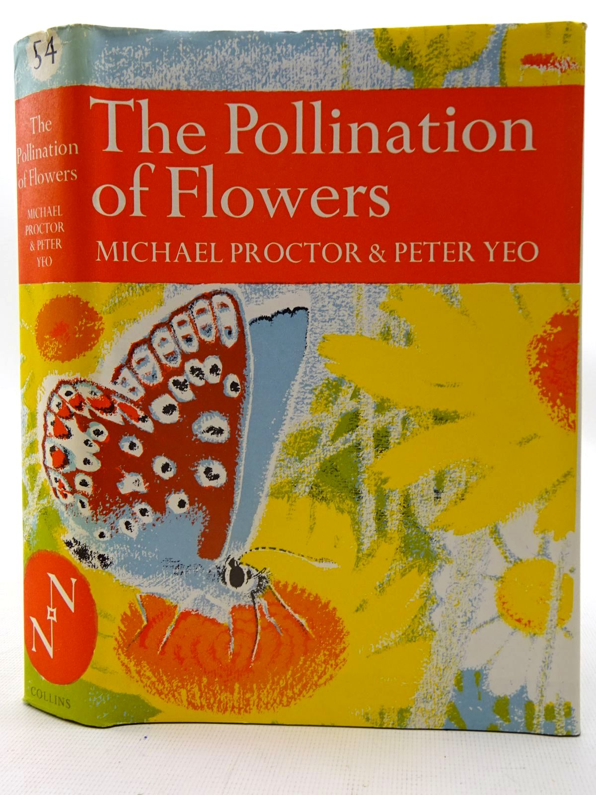 Photo of THE POLLINATION OF FLOWERS (NN 54)