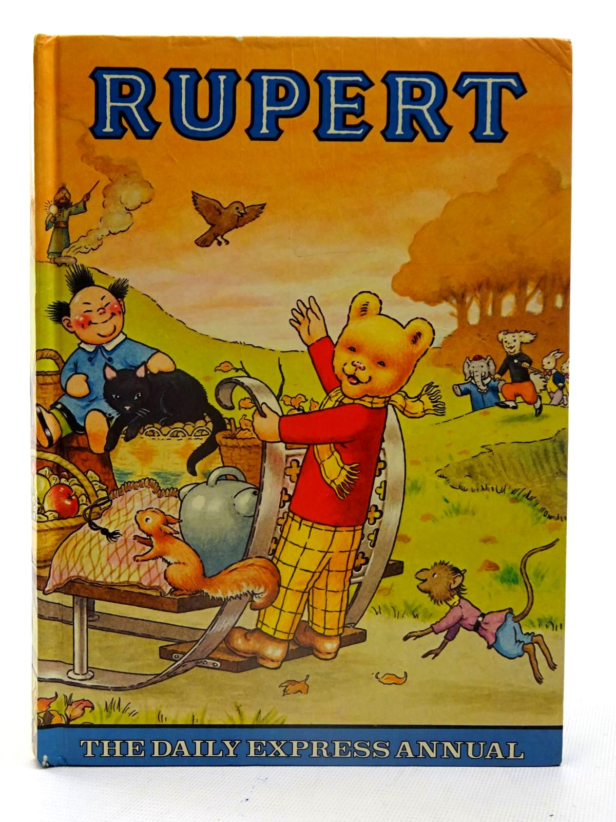 Photo of RUPERT ANNUAL 1978 illustrated by Harrold, John published by Daily Express (STOCK CODE: 2126132)  for sale by Stella & Rose's Books
