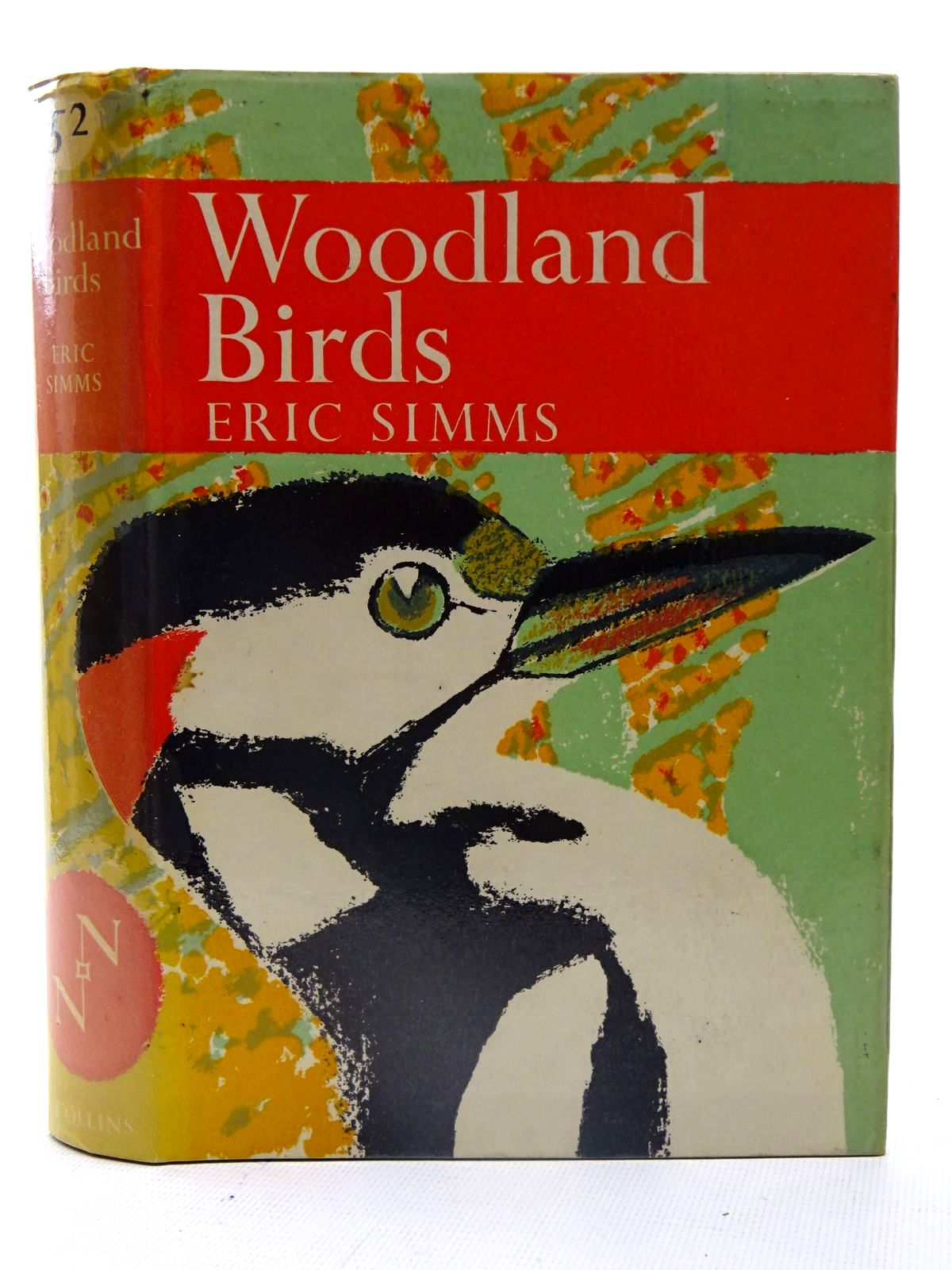 Photo of WOODLAND BIRDS (NN 52) written by Simms, Eric published by Collins (STOCK CODE: 2126134)  for sale by Stella & Rose's Books