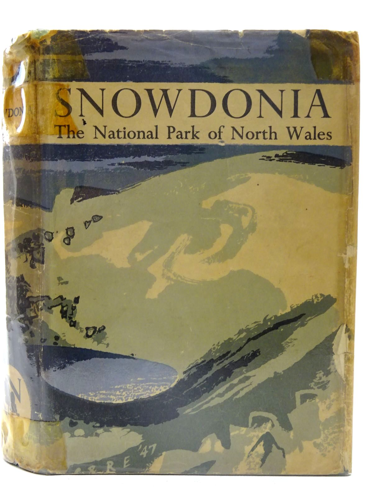 Photo of SNOWDONIA (NN 13) written by North, F.J.<br />Campbell, Bruce<br />Scott, Richard published by Collins (STOCK CODE: 2126150)  for sale by Stella & Rose's Books