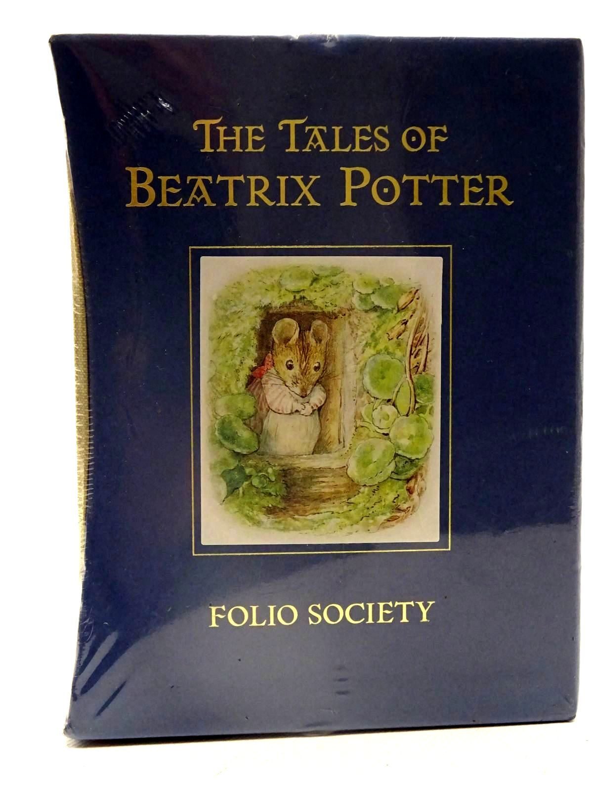 Photo of THE TALES OF BEATRIX POTTER written by Potter, Beatrix illustrated by Potter, Beatrix published by Folio Society (STOCK CODE: 2126155)  for sale by Stella & Rose's Books