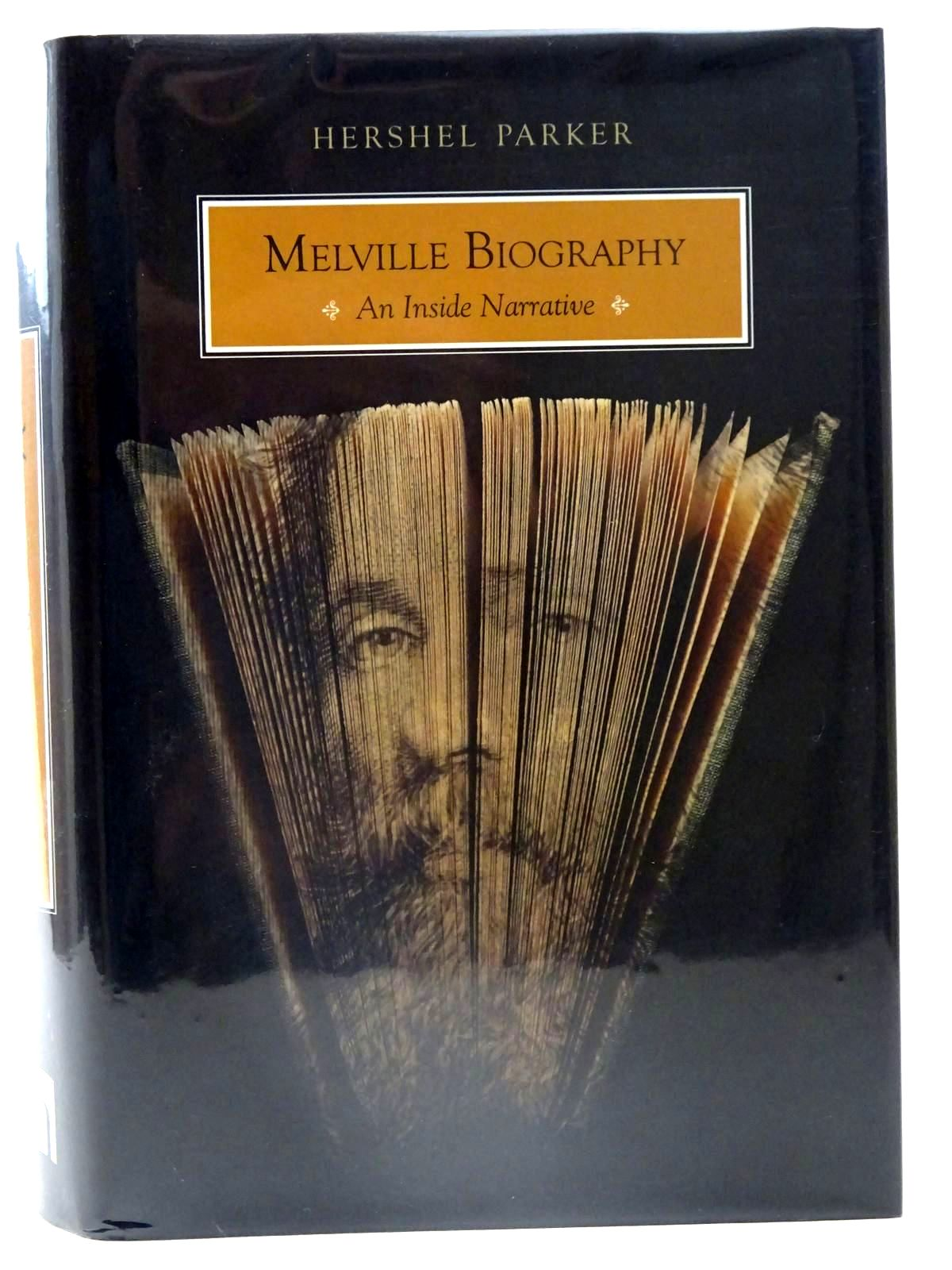Photo of MELVILLE BIOGRAPHY: AN INSIDE NARRATIVE written by Parker, Hershel published by Northwestern University Press (STOCK CODE: 2126156)  for sale by Stella & Rose's Books