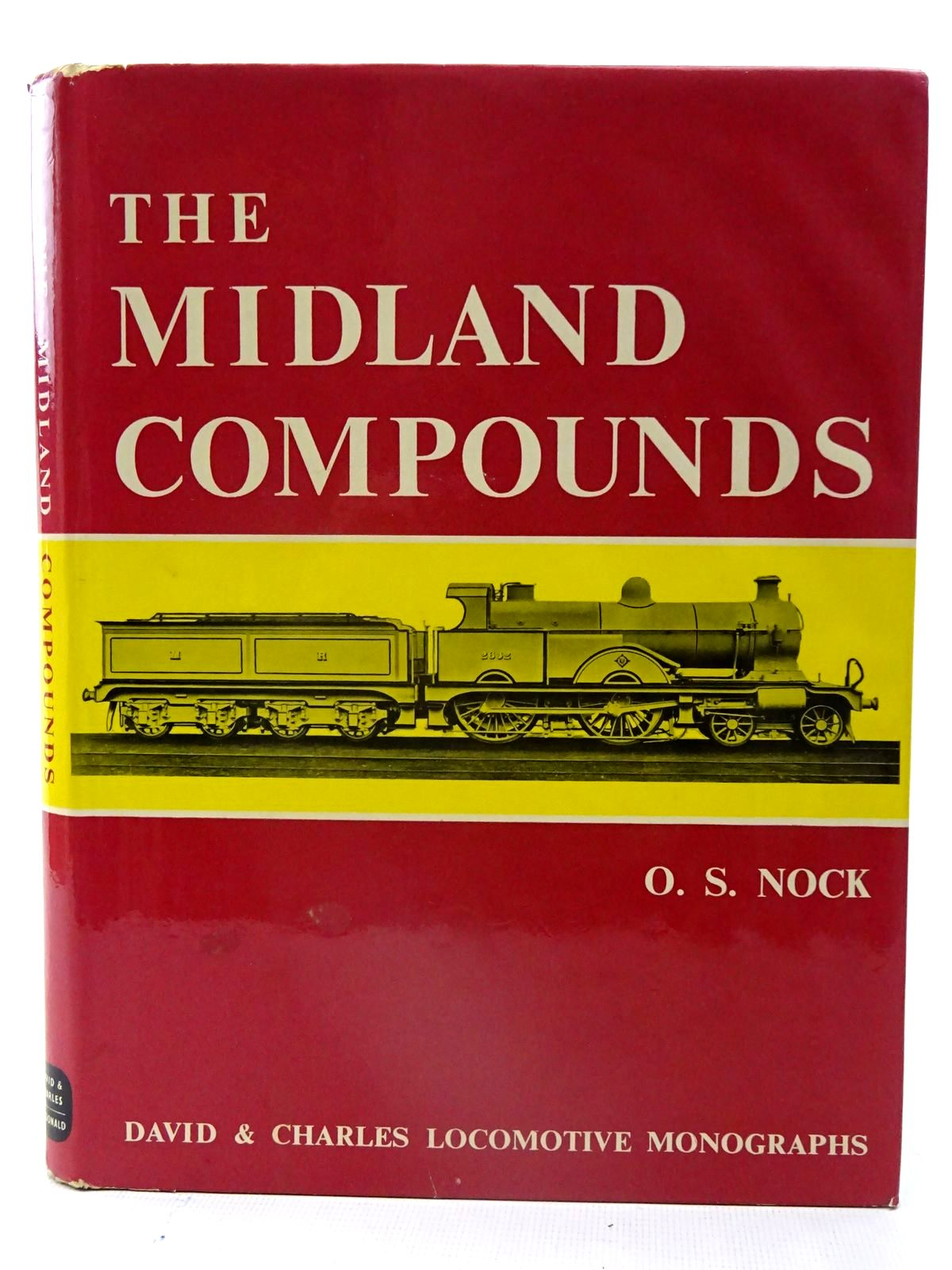 Photo of THE MIDLAND COMPOUNDS written by Nock, O.S. published by David & Charles (STOCK CODE: 2126175)  for sale by Stella & Rose's Books