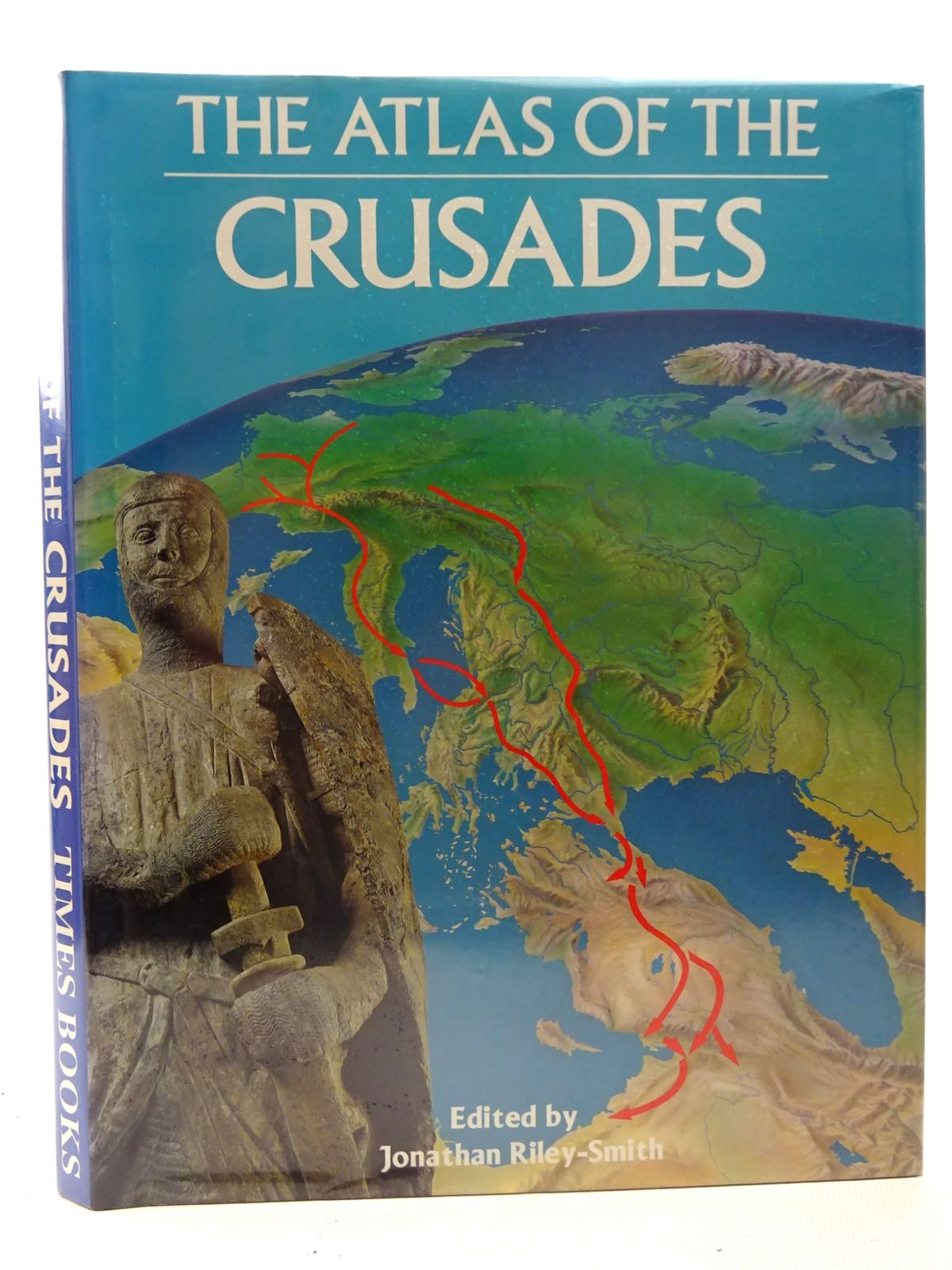 Photo of THE ATLAS OF THE CRUSADES written by Riley-Smith, Jonathan published by Times Books (STOCK CODE: 2126213)  for sale by Stella & Rose's Books