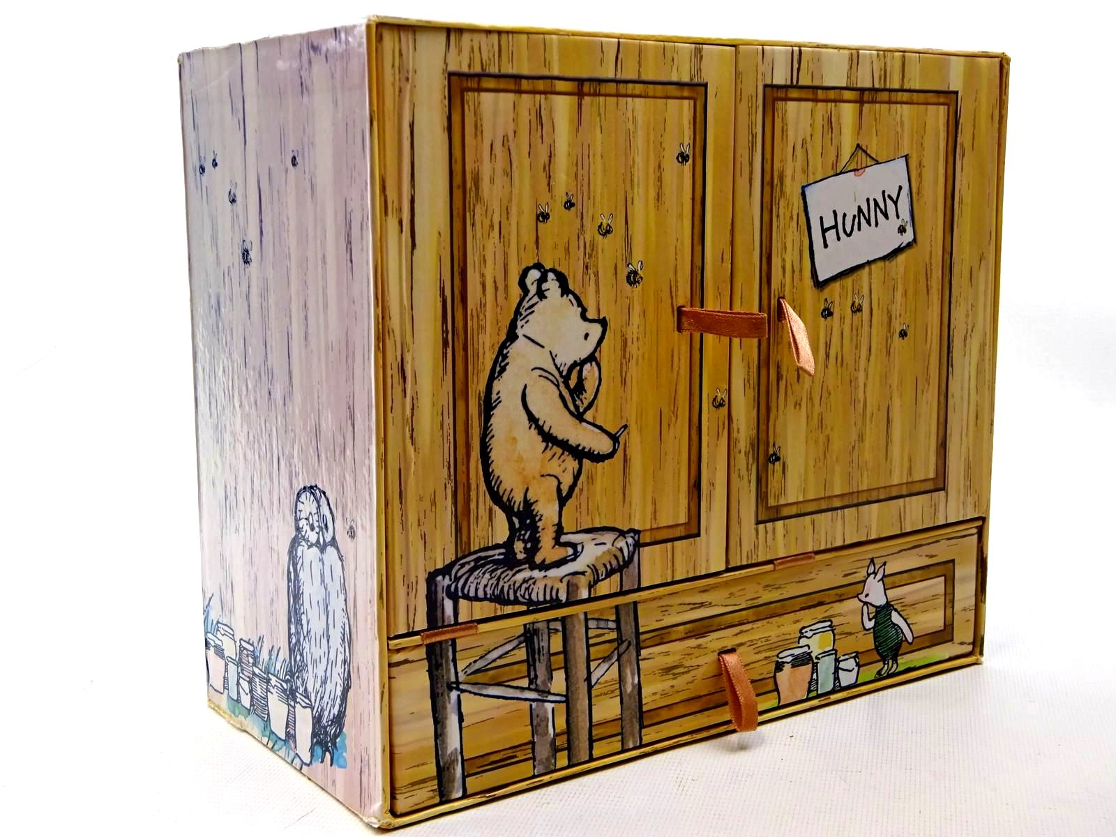Photo of WINNIE-THE-POOH CLASSIC STORY CUPBOARD written by Milne, A.A. illustrated by Shepard, E.H. published by Egmont Uk Limited (STOCK CODE: 2126221)  for sale by Stella & Rose's Books