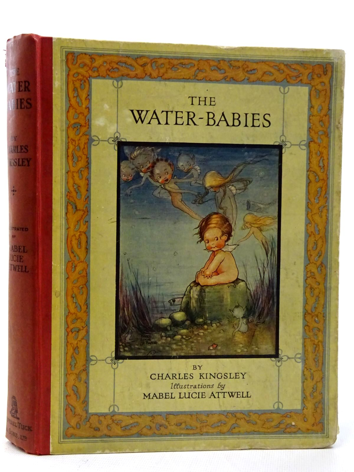 Photo of THE WATER BABIES written by Kingsley, Charles illustrated by Attwell, Mabel Lucie published by Raphael Tuck & Sons Ltd. (STOCK CODE: 2126235)  for sale by Stella & Rose's Books