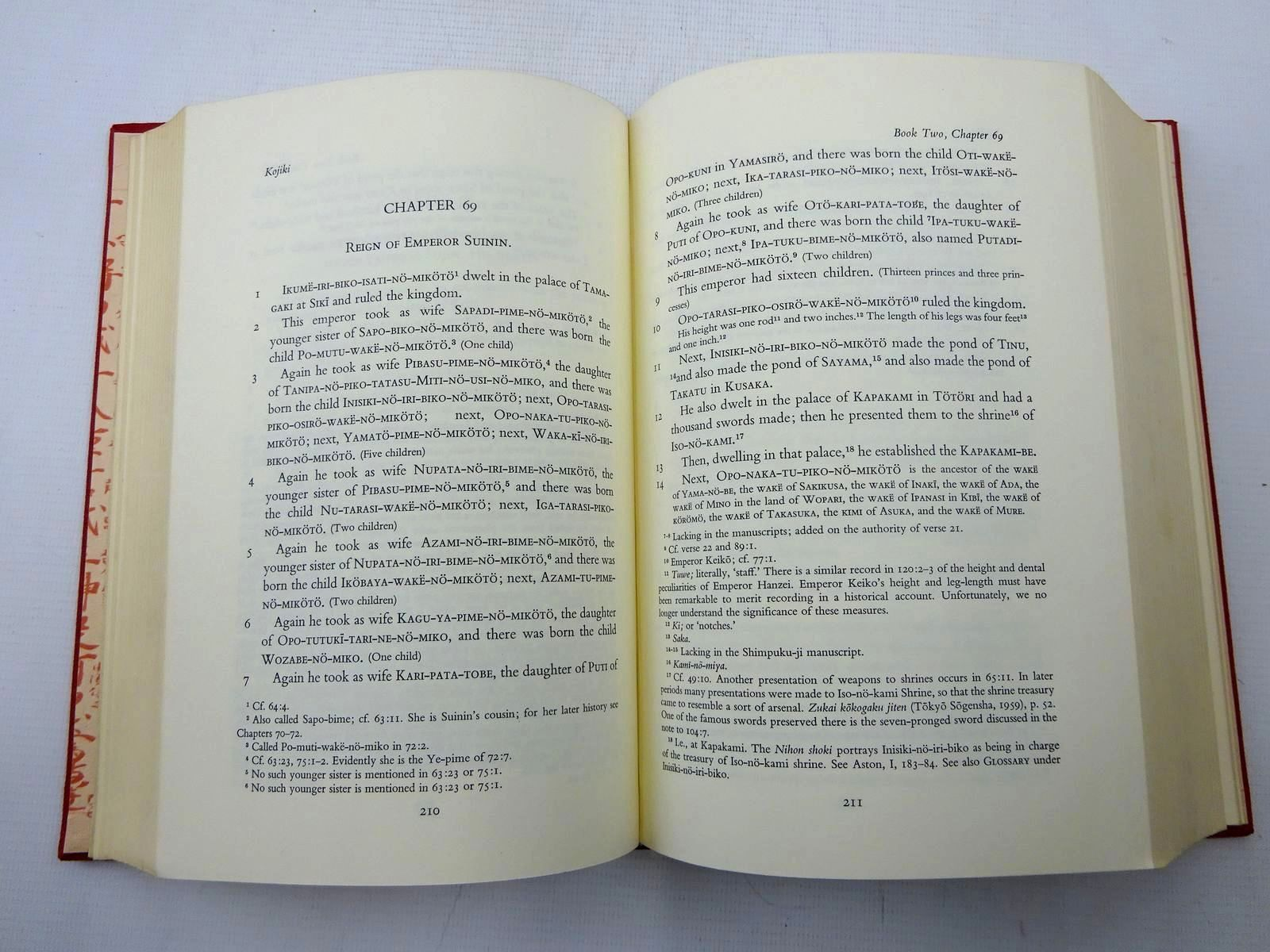 Photo of KOJIKI written by Philippi, Donald L. published by Princeton University Press, University Of Tokyo Press (STOCK CODE: 2126246)  for sale by Stella & Rose's Books