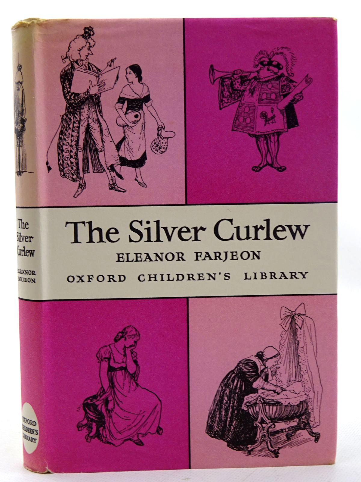 Photo of THE SILVER CURLEW written by Farjeon, Eleanor illustrated by Shepard, E.H. published by Oxford University Press (STOCK CODE: 2126257)  for sale by Stella & Rose's Books
