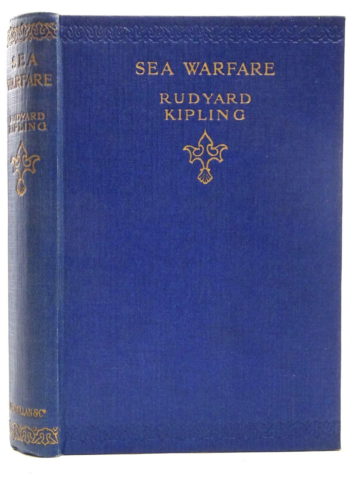 Photo of SEA WARFARE written by Kipling, Rudyard published by Macmillan & Co. Ltd. (STOCK CODE: 2126303)  for sale by Stella & Rose's Books