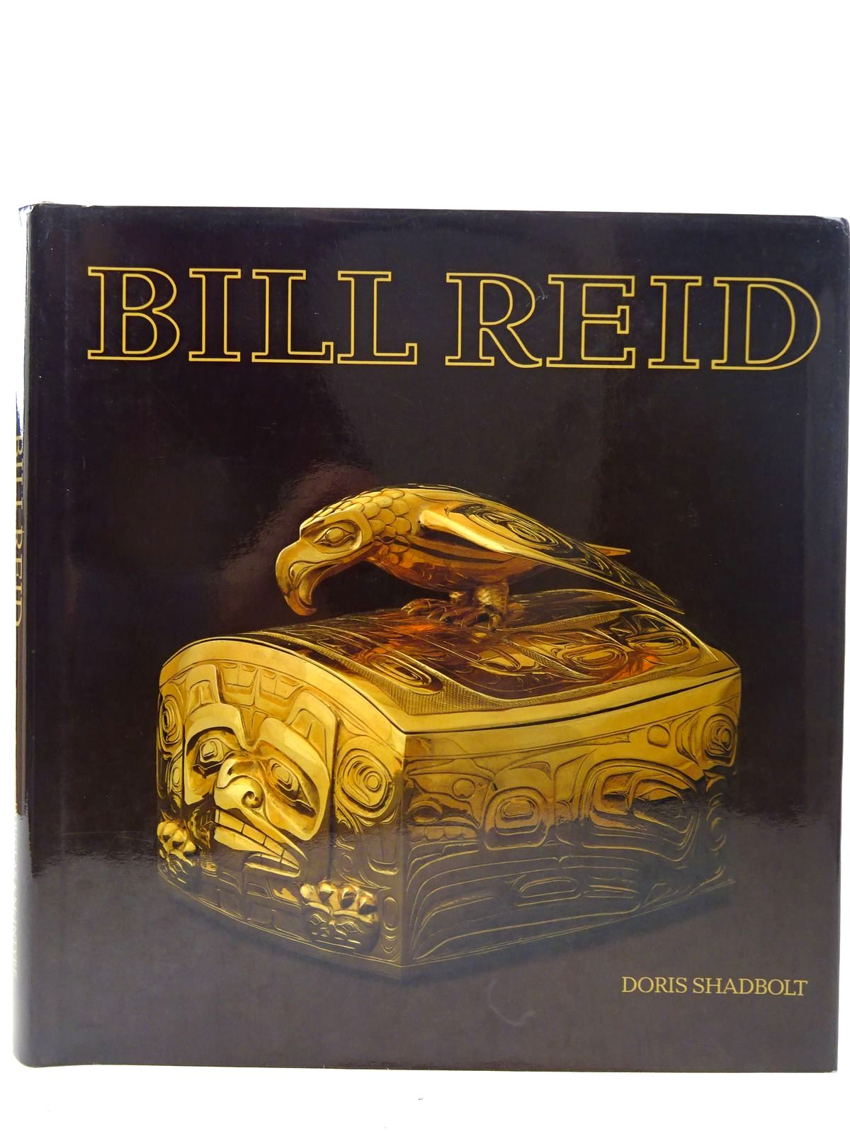 Photo of BILL REID written by Shadbolt, Doris published by Douglas & McIntyre (STOCK CODE: 2126350)  for sale by Stella & Rose's Books