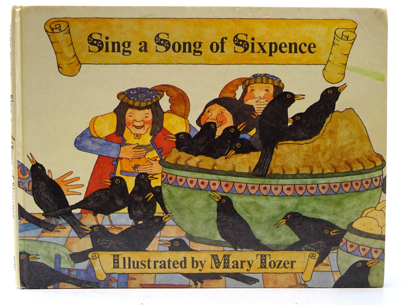 Photo of SING A SONG OF SIXPENCE illustrated by Tozer, Mary published by World's Work Ltd. (STOCK CODE: 2126358)  for sale by Stella & Rose's Books