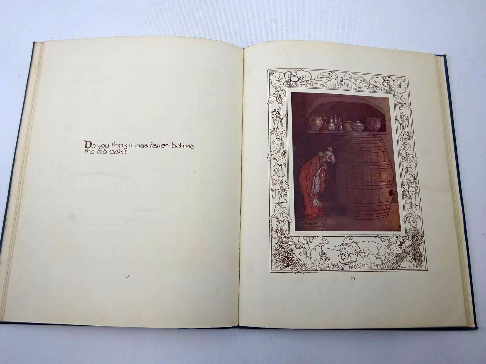 Photo of THE ROBBER BRIDEGROOM written by Grimm, Brothers illustrated by Owen, H.J. published by A. & C. Black Ltd. (STOCK CODE: 2126379)  for sale by Stella & Rose's Books