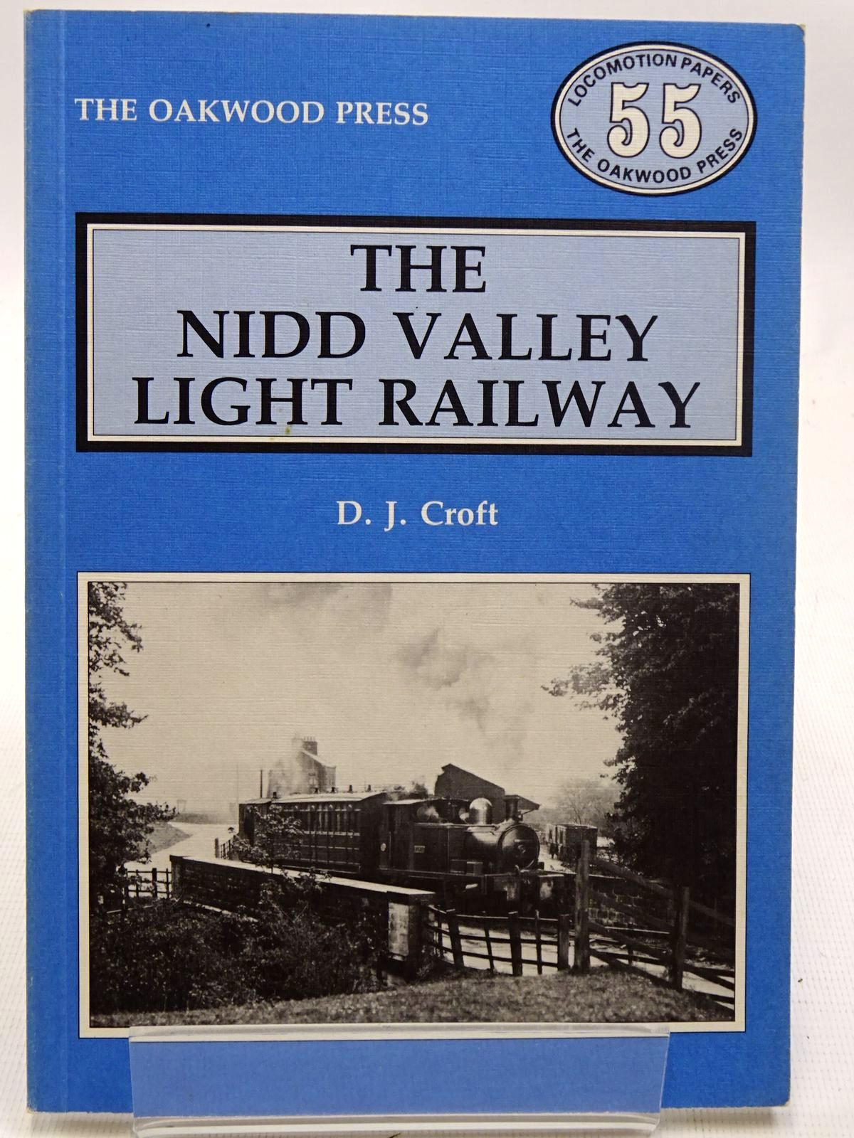 Photo of THE NIDD VALLEY LIGHT RAILWAY written by Croft, D.J. published by The Oakwood Press (STOCK CODE: 2126397)  for sale by Stella & Rose's Books
