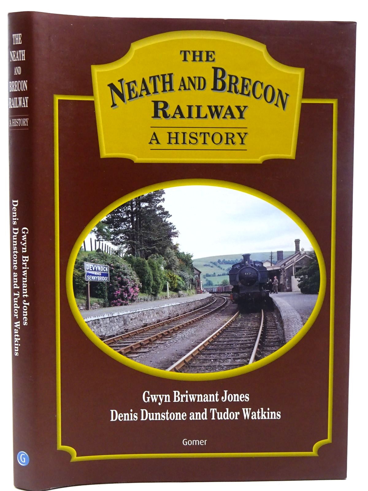 Photo of THE NEATH AND BRECON RAILWAY A HISTORY