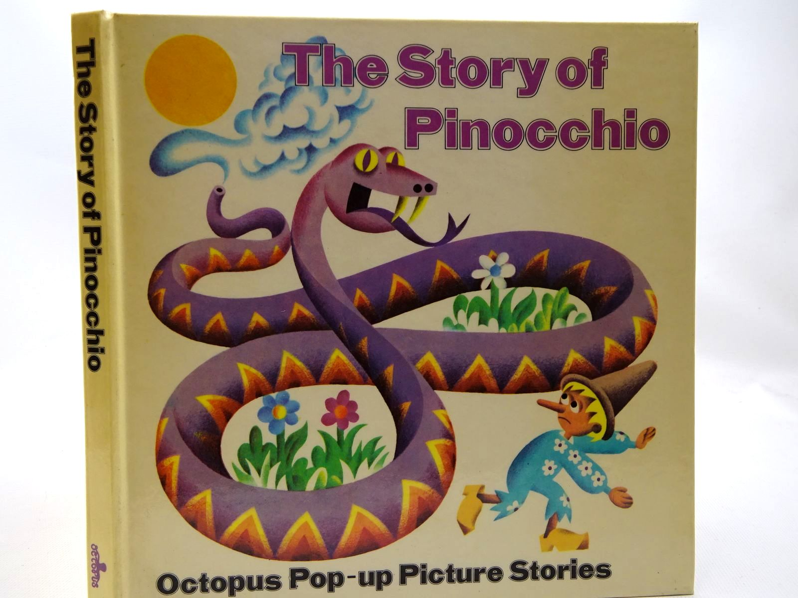 Photo of THE STORY OF PINOCCHIO illustrated by Pavlin, J.<br />Seda, G. published by Octopus Books Ltd. (STOCK CODE: 2126423)  for sale by Stella & Rose's Books