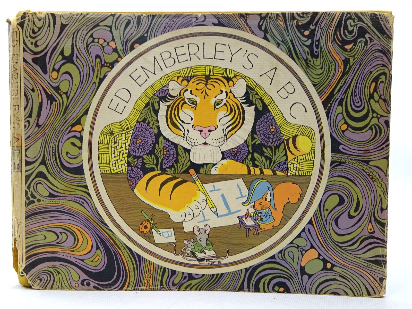 Photo of ED EMBERLEY'S ABC illustrated by Emberley, Ed published by J.M. Dent & Sons Ltd. (STOCK CODE: 2126425)  for sale by Stella & Rose's Books