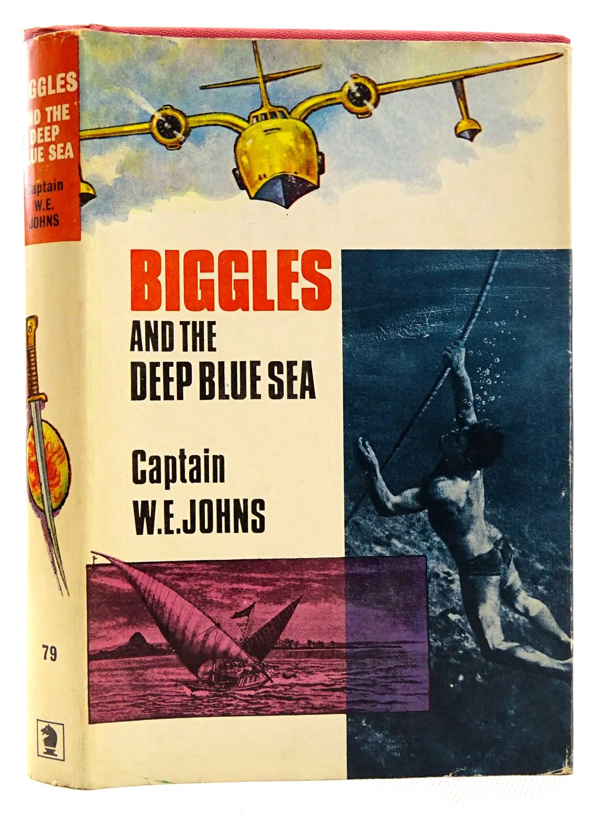 Photo of BIGGLES AND THE DEEP BLUE SEA