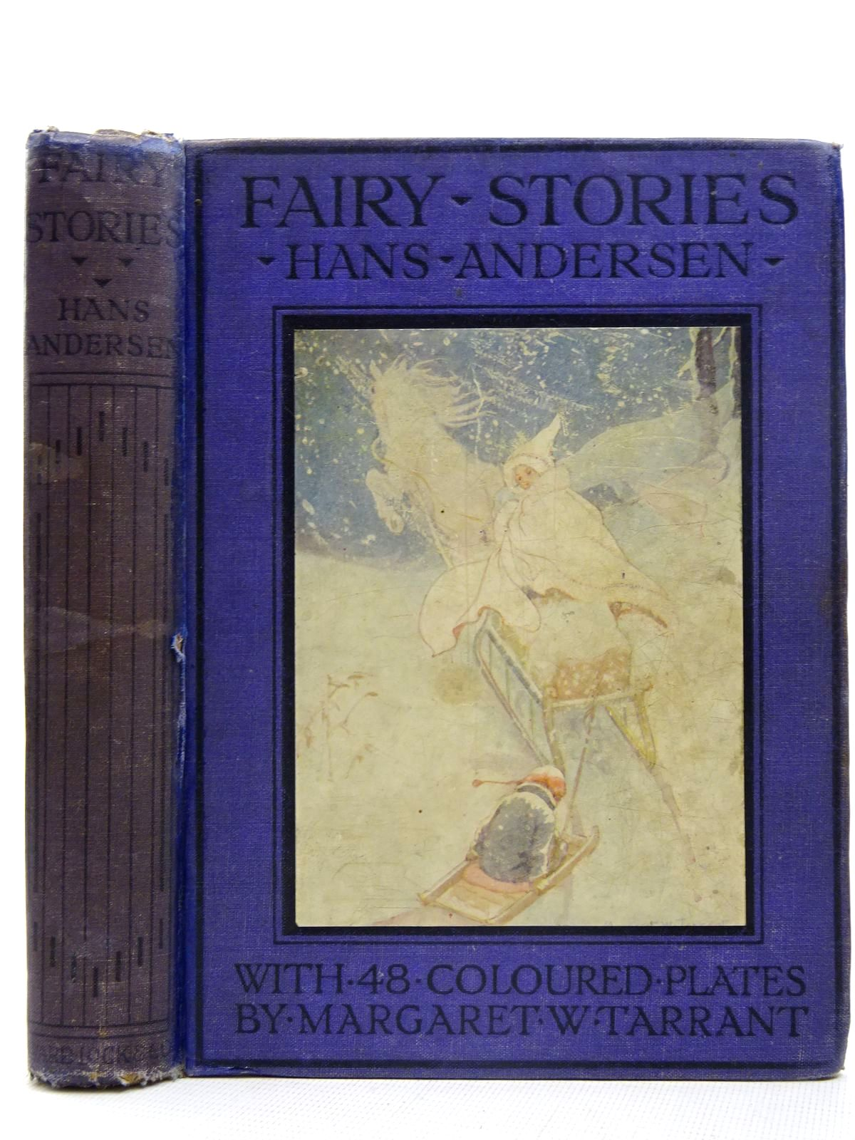 Photo of FAIRY STORIES FROM HANS CHRISTIAN ANDERSEN written by Andersen, Hans Christian illustrated by Tarrant, Margaret published by Ward, Lock & Co. Ltd. (STOCK CODE: 2126523)  for sale by Stella & Rose's Books