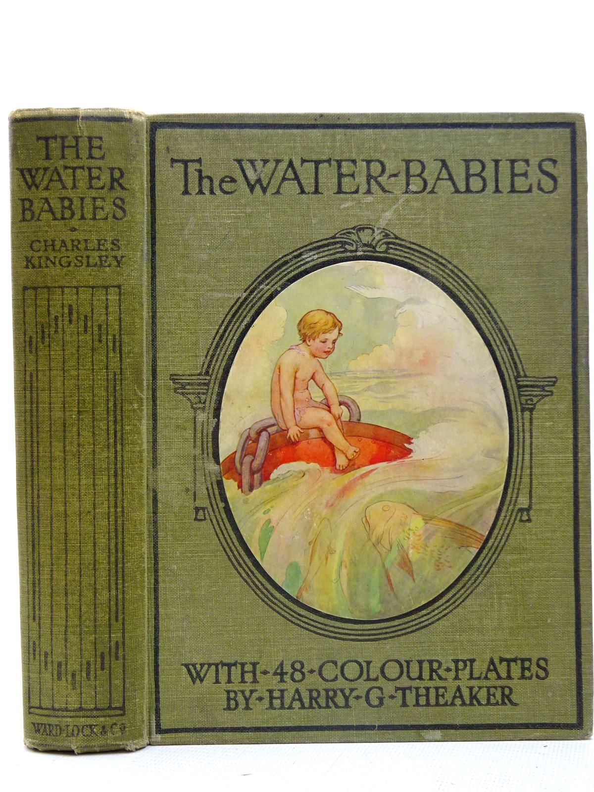 Photo of THE WATER BABIES written by Kingsley, Charles illustrated by Theaker, Harry G. published by Ward, Lock & Co. Ltd. (STOCK CODE: 2126524)  for sale by Stella & Rose's Books