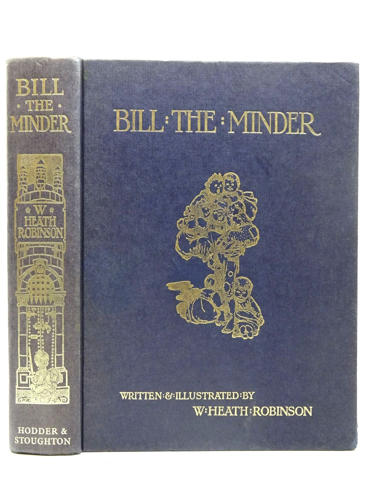 Photo of BILL THE MINDER- Stock Number: 2126525