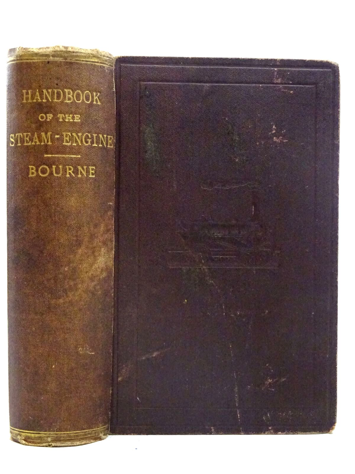 Photo of HANDBOOK OF THE STEAM-ENGINE written by Bourne, John published by Longmans, Green & Co. (STOCK CODE: 2126561)  for sale by Stella & Rose's Books