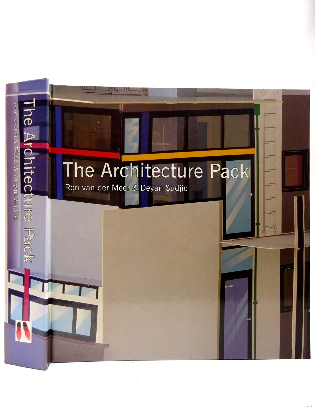 Photo of THE ARCHITECTURE PACK written by Van Der Meer, Ron<br />Sudjic, Deyan published by Van Der Meer (STOCK CODE: 2126599)  for sale by Stella & Rose's Books