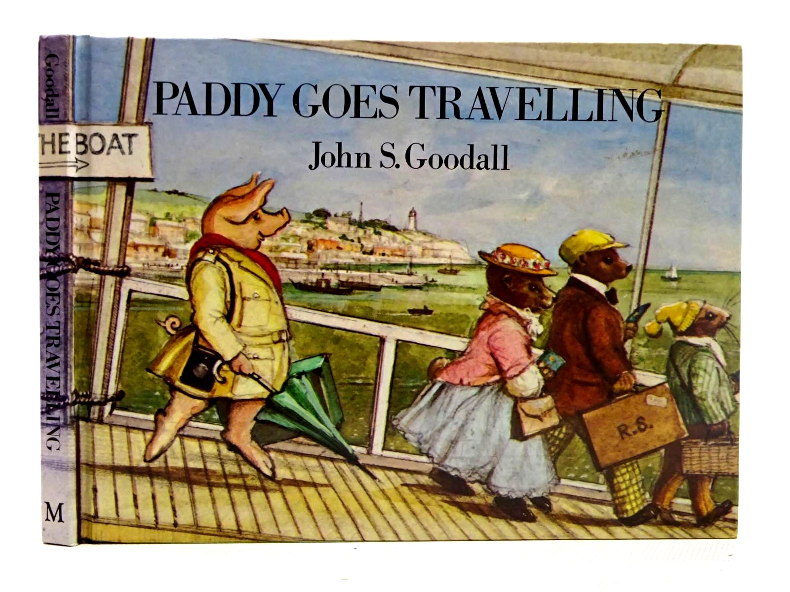 Photo of PADDY GOES TRAVELLING written by Goodall, John S. illustrated by Goodall, John S. published by Macmillan Children's Books (STOCK CODE: 2126605)  for sale by Stella & Rose's Books